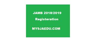 JAMB 2018 UPDATES