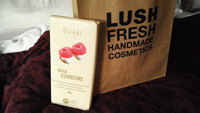 Lush Cosmetics + vegan stuff