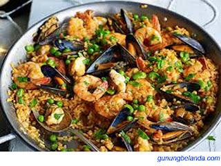 Apakah Paella Makanan Khas Spanyol