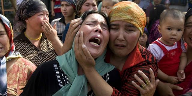 Astaghfirullah, Di Bulan Ramadhan Ini Pemerintah Cina Berlaku Jahat Terhadap Muslim Uighur