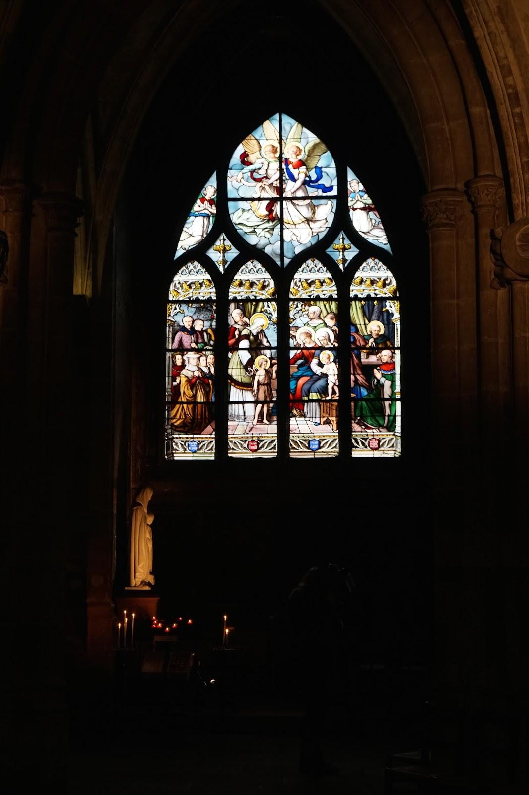 サン・セヴラン教会(Paroisse de Saint-Séverin)