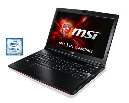Laptop MSI GP62 6QE Leopard