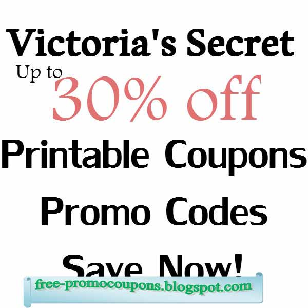 Victorias secret coupon codes 2018
