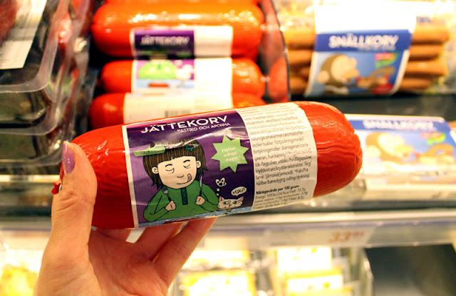 Svenskehandel Stromstad Mat Veganmat Kjøttfri Pølse Harryhandel Guide Til Veganmat På Grensa Veganmisjonen