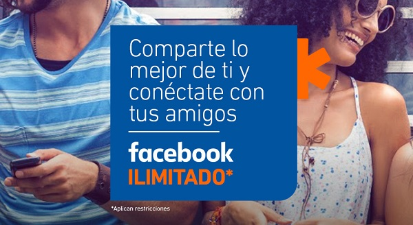 FACEBOOK ILIMITADO CON ENTEL