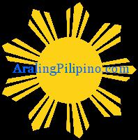 walong sinag ng araw sa watawat ng Pilipinas