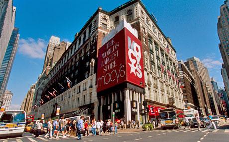 Macy's à Manhattan