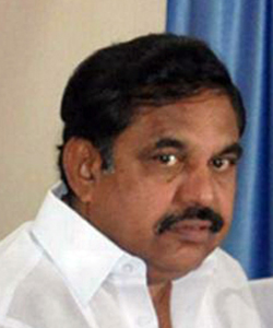 Palanisamy TN CM