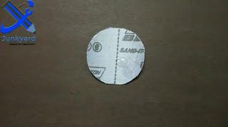 Alat asah Pisau (Disc Sander)