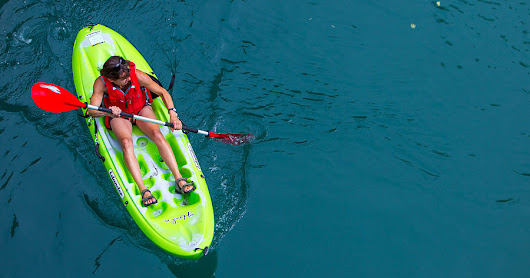New to Kayaking? Here are our top buys to get you started.