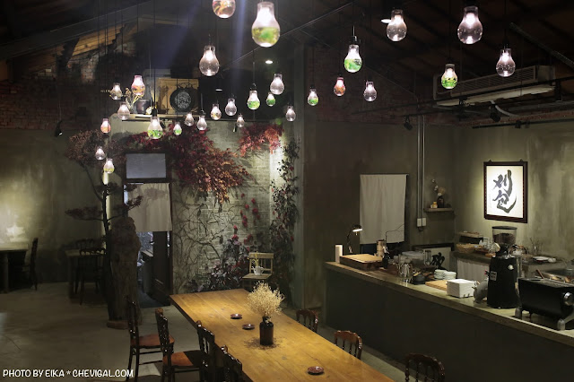 MG 0356 - 全台最美刈包店!商圈內超隱密深夜咖啡廳新開幕,迷路是正常,順利找到是幸運啊!