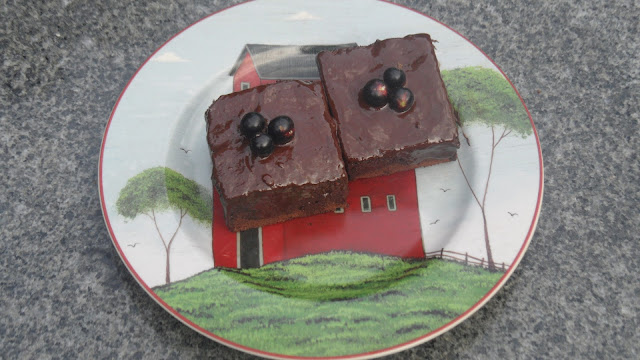 gluten free brownies, gluten free cakes and bakes