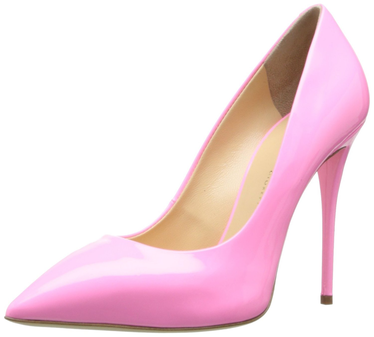 Baby Pink High Heel Shoes