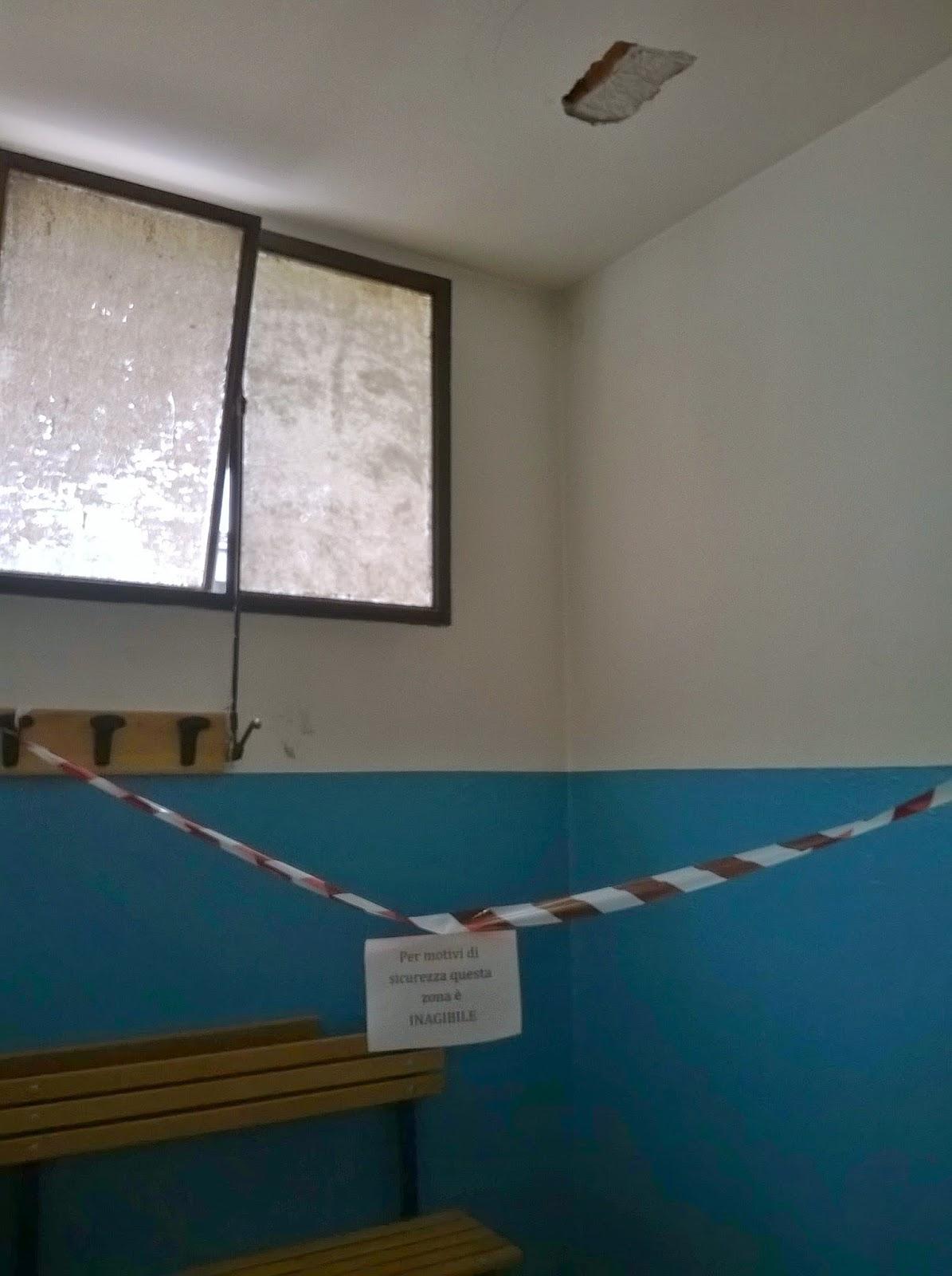 Piazza Traunik: Allo Slataper soffitti sicuri. Ma dello ...