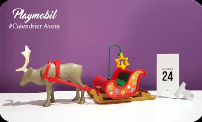 Les Calendriers de l'Avent Playmobil - Atelier des elfes