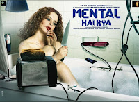 Mental Hai Kya First Look Poster 6