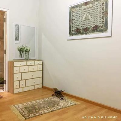 Gambar Desain Mushola Minimalis Rumah Mungil