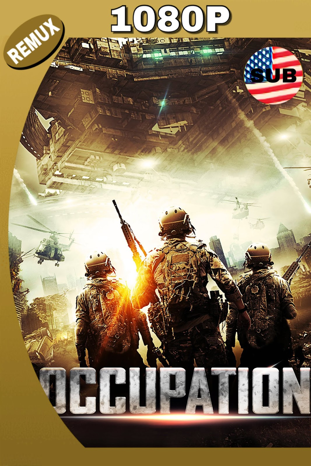 OCCUPATION 2018 SUBTITULADO HD BDREMUX 1080P 21GB.mkv