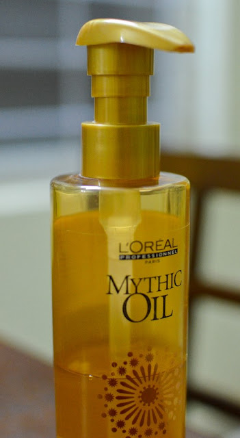 L'Oréal Professionnel Mythic Oil Shampoo Review, Pictures & Swatches