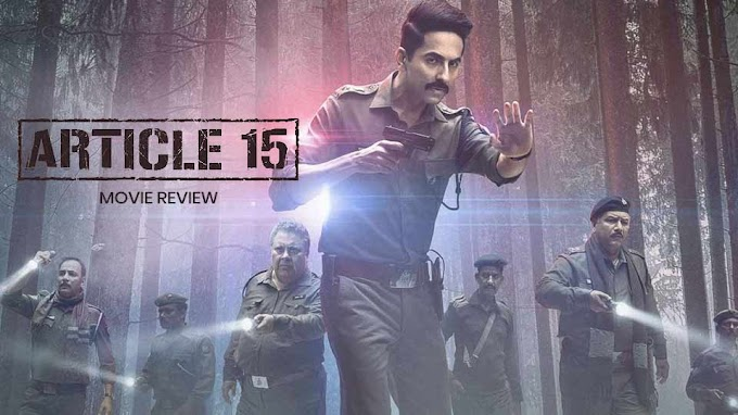 Watch Article 15 (2019)