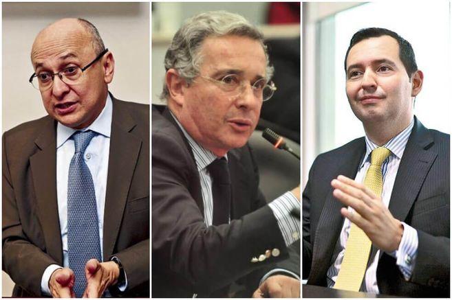 Detalles de la denuncia del exfiscal Montealegre contra el expresidente