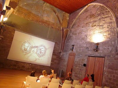 Castillo del Rey o Suda en la Seu Vella de Lleida