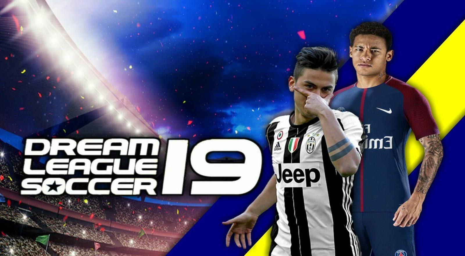 dream league soccer 2019 mod apk for android