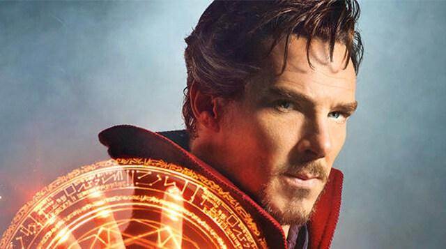 Doutor Estranho Marvel