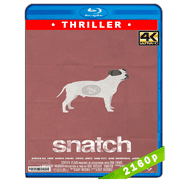 Snatch: Cerdos y Diamantes (2000) 4K Audio Dual Latino-Ingles