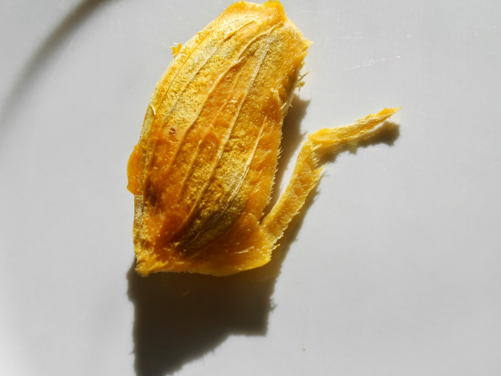 How to open a mango seed