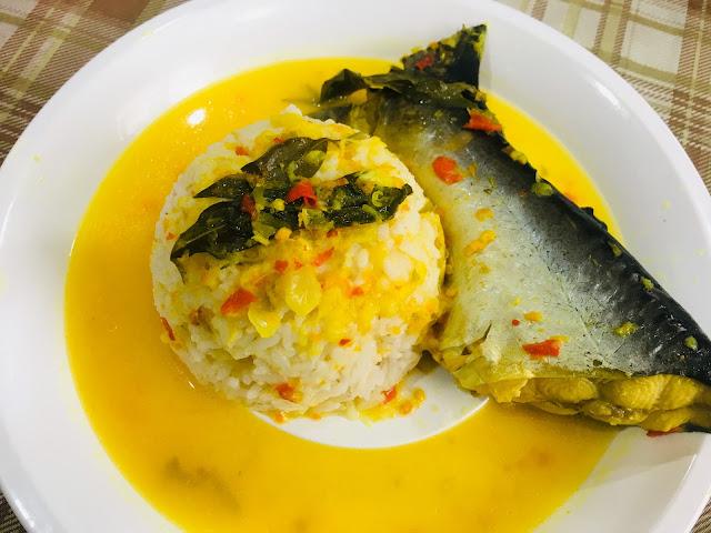 cara mudah dan ringkas masak ikan patin tempoyak asli temerloh