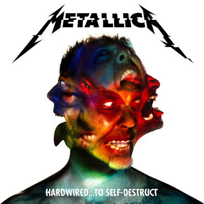 Metallica - Hardwired To Self Destruct COMENTARIO REVIEW