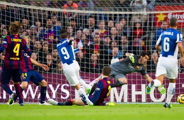 برشلونة وإسبانيول.. غيابات بالجملة عن تشكيلة برشلونة لمواجهة إسبانيول في الكأس