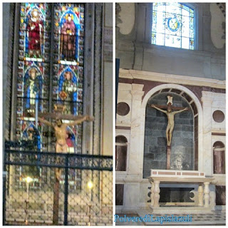 Crocifissi di legno di Brunelleschi e di Donatello in Santa Maria Novella