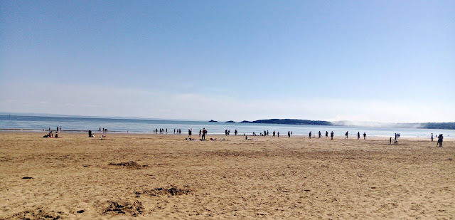 The Beach at Swansea
