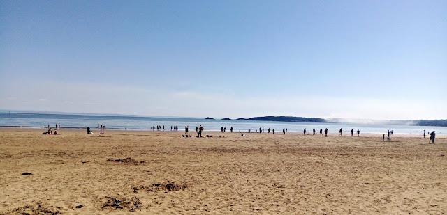 The Beach at Swansea