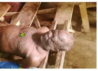 Graphic photos - fresh Fulani herdsmen attack in Benue