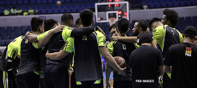 Batang Pier Reveals New Team Name and Logo!