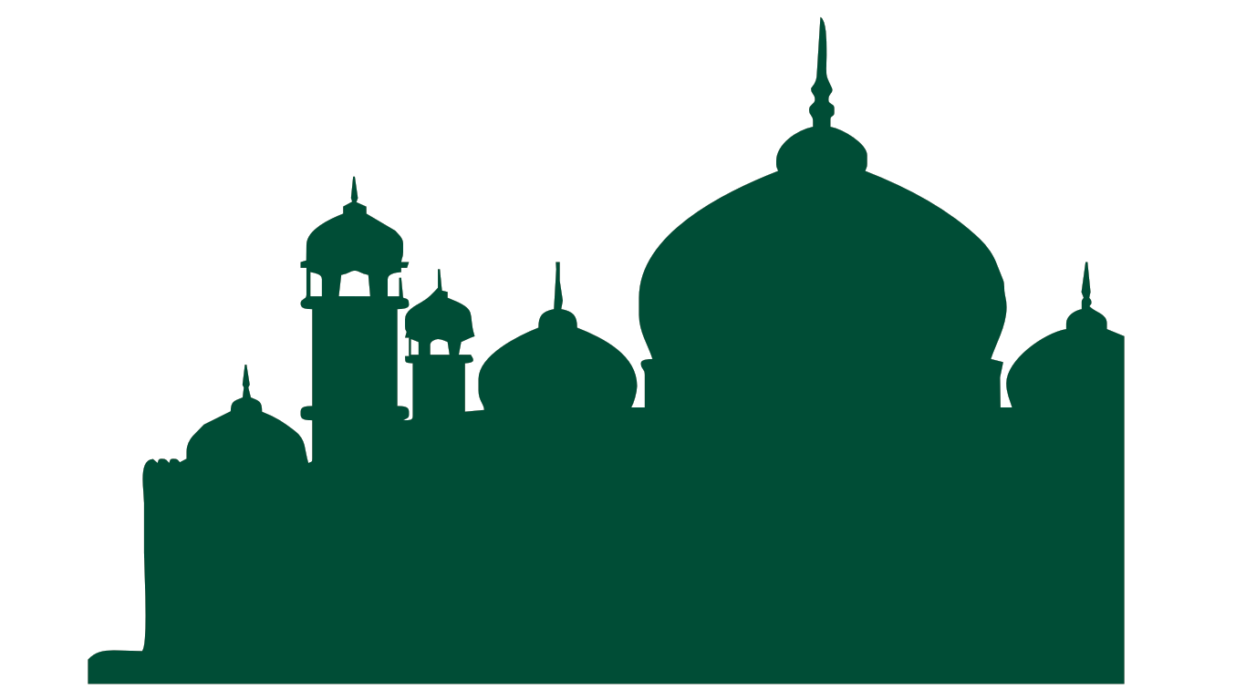 Masjid Emas Vektor Nusagates