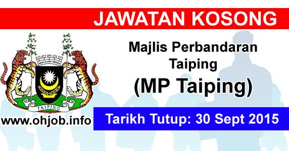Kerja Kosong Ipoh Taiping Jawkosa