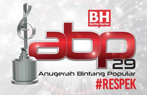 keputusan nama pemenang abpbh 2016 anugerah bintang popular ke 29, senarai pemenang abpbh 29 anugerah bintang popular berita harian 2016, abpbh29 malam gilang-gemilang menobatkan pemenang anugerah bintang popular berita harian 8 mei 2016