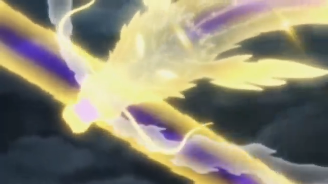 Shenron, Hunter x Hunter, episode 111, episode review, Chimera Ant Arc, Zeno's Dragon
