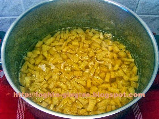 Κυδώνι γλυκό του κουταλιού κίτρινο ή κόκκινο - Τα φαγητά της γιαγιάς