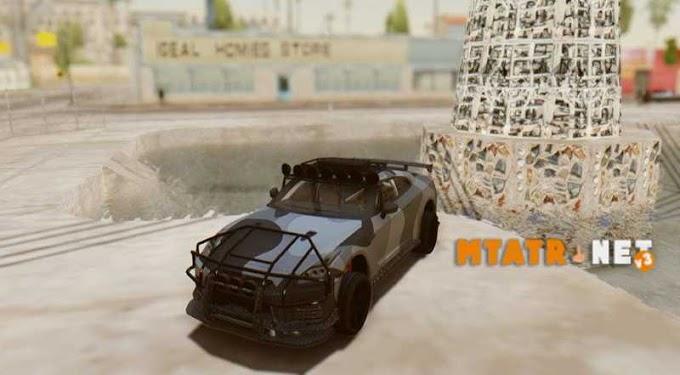 MTA SA Nissan GT-R Tuning OffRoad