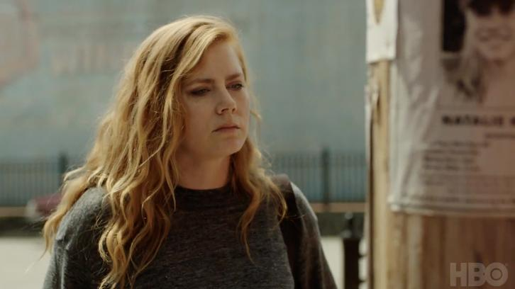 Sharp Objects - Promo + First Look Photos