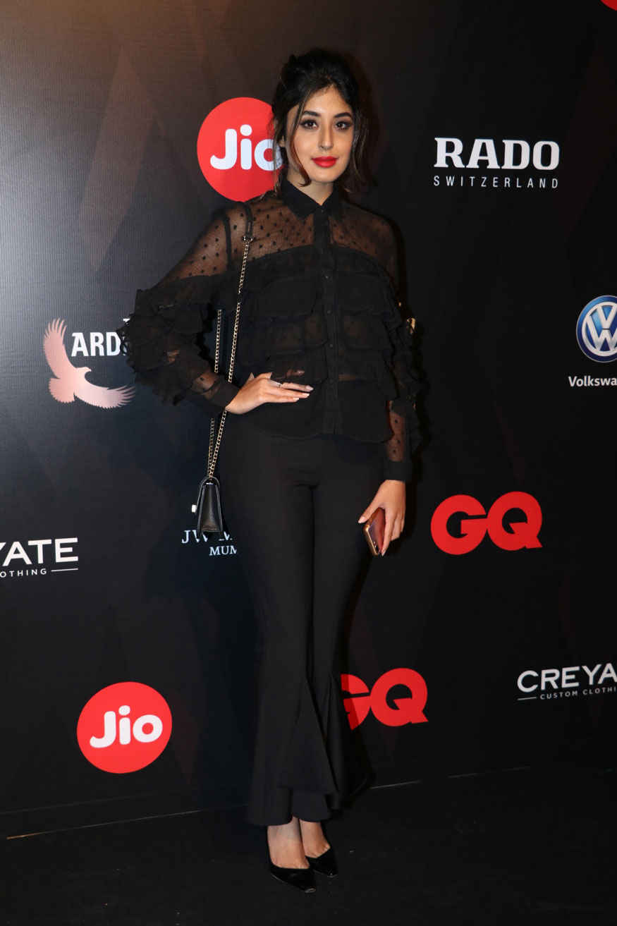 Kritika Kamra Attends The GQ Best Dressed Awards Stills