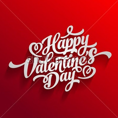 stock vector happy valentines day hand drawing vector lettering design 363907253 - Happy Valentines Day Facebook Status,Messages,Quotes,SMS