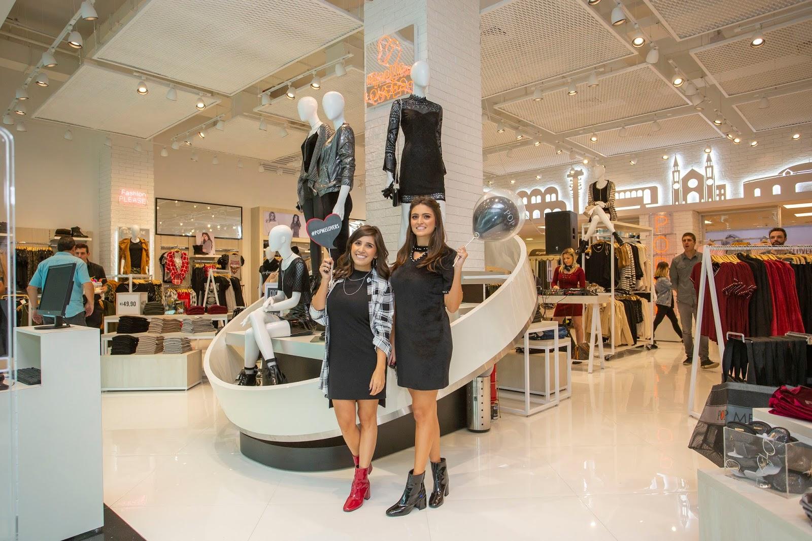 POP ME inaugura nova loja no Shopping Palladium   Curitiba em Destaque a094c338c4