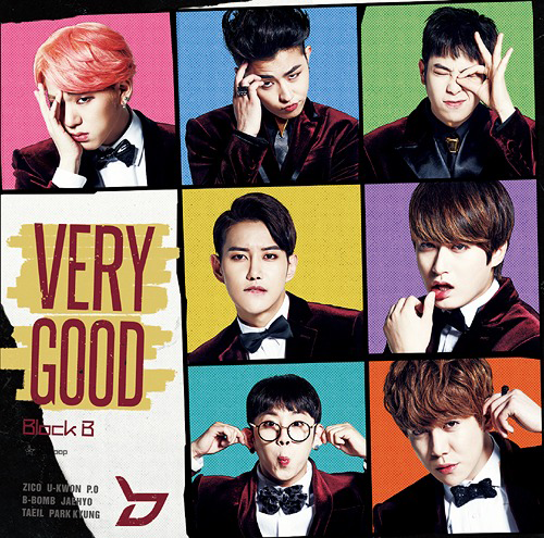 [Single] Block B – Very Good (Japanese)