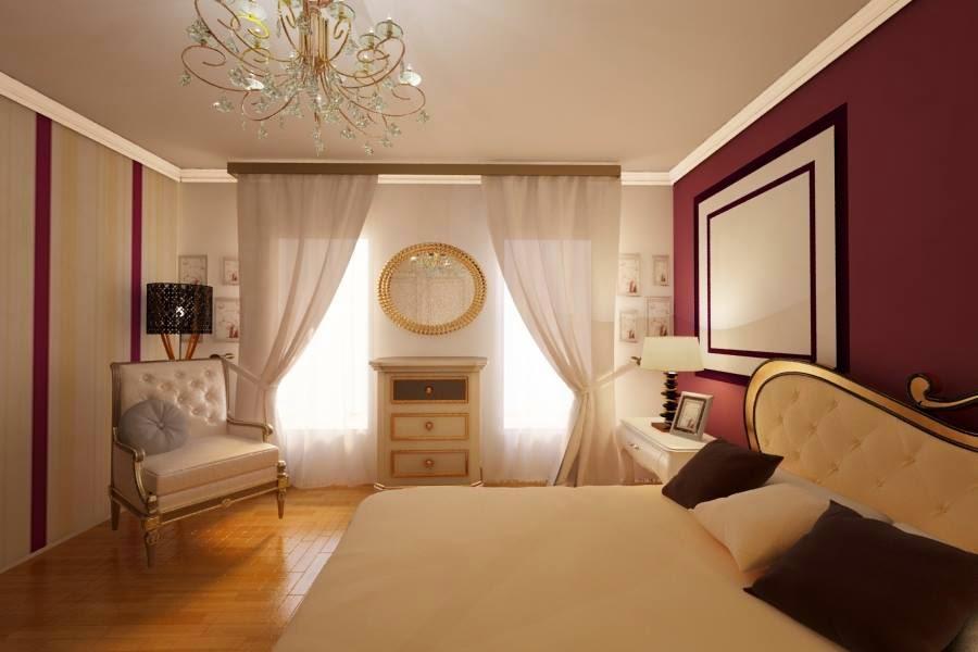 Design - interior - dormitor - clasic - Constanta